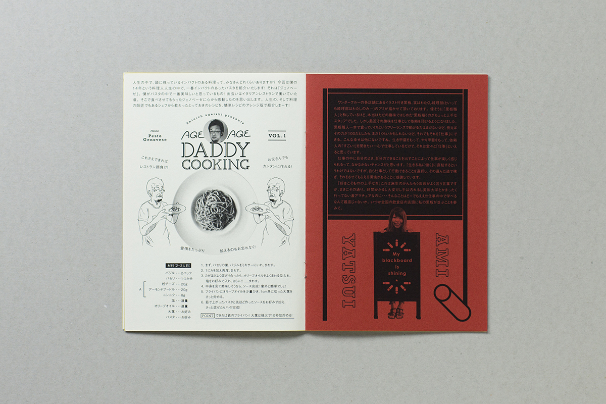 WONDERPRESS 3 editrial design zine | STUDIO WONDER